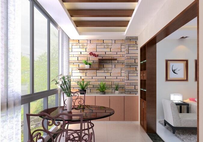 打造阳台装饰设计的新概念