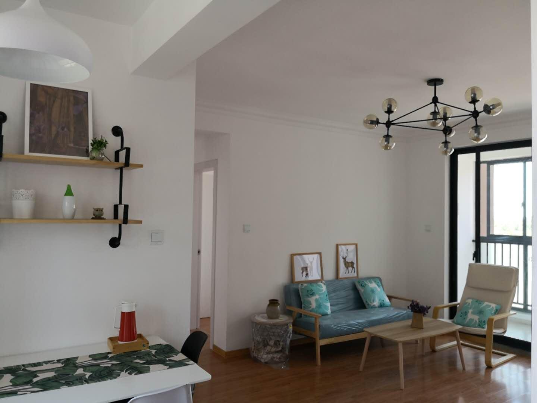 4万万博matext官网登录app出84平米二居室现代简约风格,看过的人都点赞!