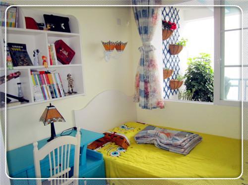 地中海风格混搭温馨之家+111平米
